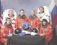 STS- 88 Official NASA Crew Portrait